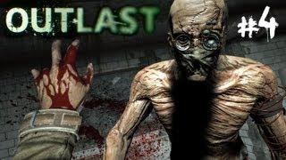 Outlast - Parte 4 - LA SCENA PIU' VIOLENTA MAI VISTA!
