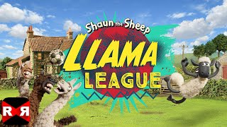 Shaun the Sheep - Llama League (By Aardman Animations) - iOS / Android - Gameplay Video