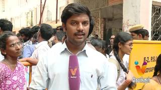Vendhar Tv 3rd Year Anniversary Special - News Bloopers   Vendhar Behind The Scene