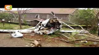 3 RMS journalists injured in plane crash