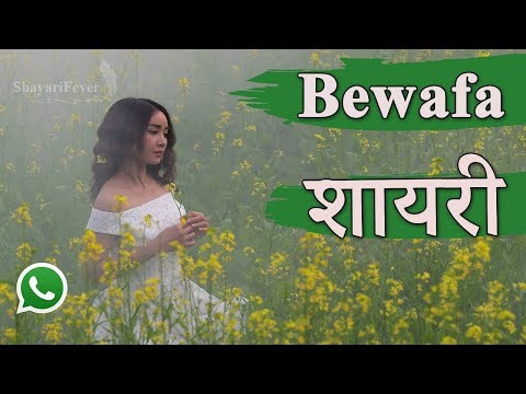 Xxx Mp4 Bewafa Shayari For Boyfriend In Hindi By Girl 2018 Bewafa WhatsApp Video Status 3gp Sex