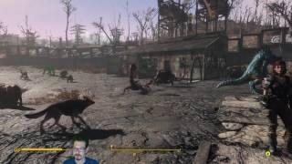 Modded Fallout 4: Beast Master Commando Adventures - Episode 16
