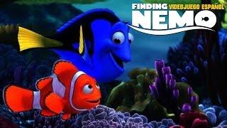 BUSCANDO A NEMO ESPAÑOL PELICULA COMPLETA del juego Disney Pixar I Juegos de peliculas infantiles