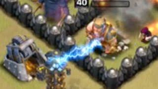 Clash of Clans - Clan Wars LIVE - a Clan War First? Episode 106