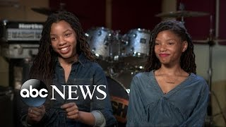 Beyonce's Proteges Chloe x Halle