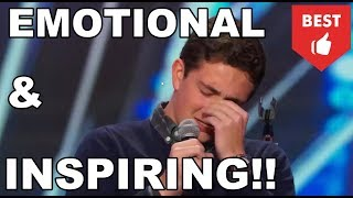 Top 9 ♥EMOTIONAL & INSPIRING♥ Moments That Will Melt Your Heart on AMERICA'S GOT TALENT!
