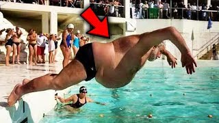 Top 10 MOST HILARIOUS Pool Fails! (Best & Funniest Pool Fails)