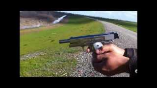 38 Super pistola RIA