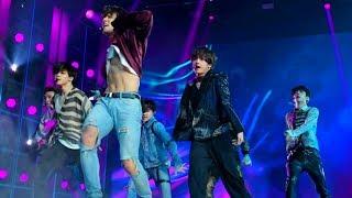 [HD FRONT ROW FANCAM] BTS (방탄소년단) FAKE LOVE BBMAS | 빌보드 앞줄 캠
