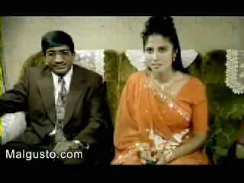 Arranged Marriage Funny Commercial pretty beautiful Indian girl
