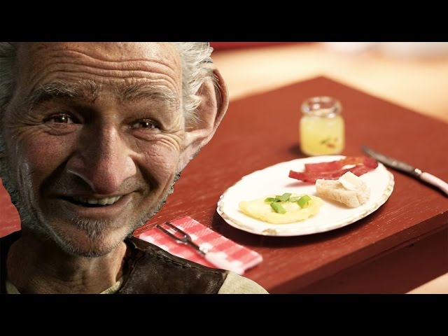 BFG Tiny Food | Breakfast | Dishes by Disney