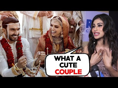 Xxx Mp4 Actress Mouni Roy Sweet Comment On Ranveer Singh Deepika Padukone Wedding 3gp Sex