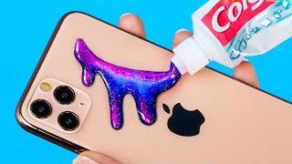 11 Easy Ways to Customize Your Phone / Gadget Hacks and DIYs