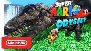 Super Mario Odyssey - Nintendo Switch - Nintendo Direct 9.13.2017