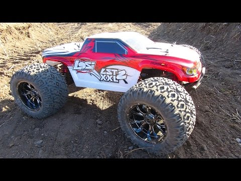 Xxx Mp4 RC ADVENTURES Tuning First Run Of My Gas Powered Losi LST XXL2 1 8th Scale Monster Truck 3gp Sex