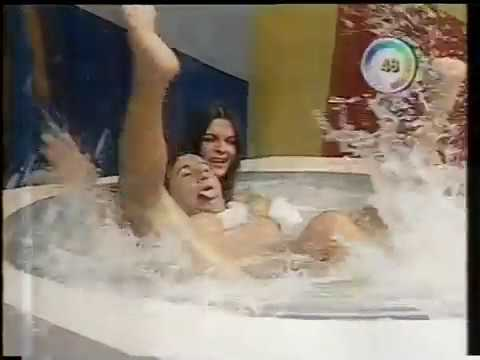 Banheira do Gugu com Luiza Ambiel