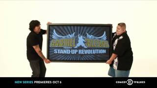 Gabriel Iglesias: Stand-Up Revolution starting Oct. 6th @10pm on Comedy Central