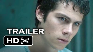 Maze Runner: The Scorch Trials Official Trailer #1 (2015) - Dylan O'Brien Movie HD