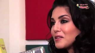 Sunny Leone in a conversation about her film Ragini MMS 2