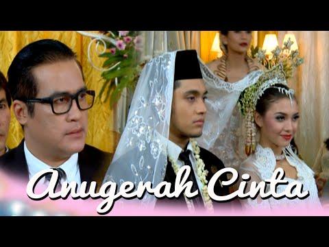 Wow Pernikahan Arka & Kinta Gagal Anugerah Cinta 5 September 2016