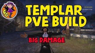 *NEW* ESO: Magicka Templar (Magplar) - Huge DPS PvE Build