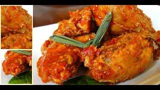Resep Ayam Goreng Rica Rica Pedas Yang Enak dan Mantap