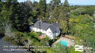 216 West Santa Inez Avenue - Hillsborough, CA 94010