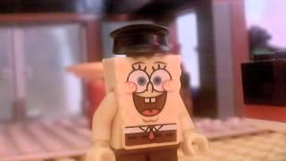 lego spongebob gone clip