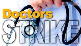 Mumbai Bole Toh | Patients suffering due to doctors strike | Mumbai Live