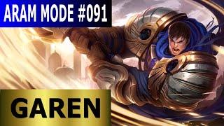 Aram Mode #091 Garen OP - Full League of Legends Gameplay [Deutsch/German] LP LoL by DPoR