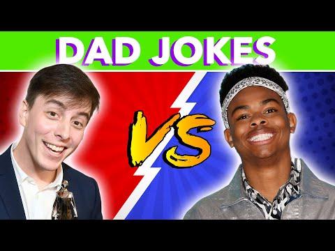 Night of Awesome Dad Jokes Battle Featuring Thomas Sanders Jon Cozart DangMattSmith and MORE