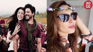SRK - Anushka