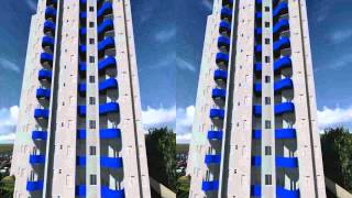 VIDEO 3D STEREOSCOPIC SIDE BY SiDE 1080p Sony HMZT2 HMZT1 stereoscopic 3d