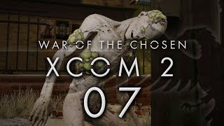 XCOM 2 War of the Chosen #07 LOST HORDE - XCOM 2 WOTC Gameplay / Let