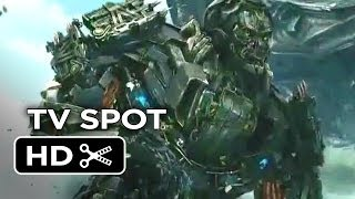 Transformers: Age of Extinction TV SPOT - You Were Built (2014) - Michael Bay Movie HD