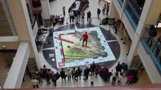 Leon Keer, 3D Art, Victoria International Chalk Art Festival