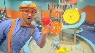 Blippi Videos for Toddlers | Learning at the Children