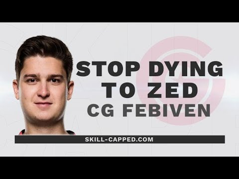 Xxx Mp4 Febiven S Brutal Wave Manipulation Strategy That Makes Zed Players Useless SkillCapped 3gp Sex