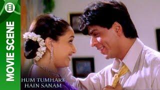 Salman calls Madhuri oftenly - Hum Tumhare Hain Sanam