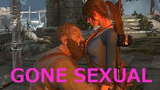 Rise of the Tomb Raider - Funny Moments (GONE SEXUAL)