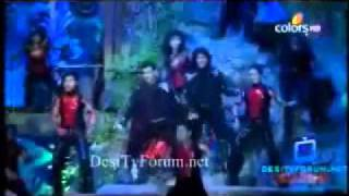 Ronit Roy's performance at Colors GPA.wmv