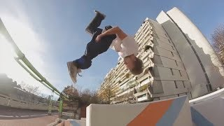 pc mobile Download Parkour and Freerunning 2018 - Amazing Moves