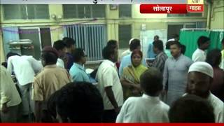 Solapur: Clash between two group, 7 Injured update