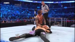 World Heavyweight Championship : Randy Orton vs Christian 7-5-2011 (Part B)