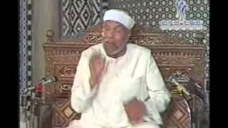 16- تفسير سورة الاعراف - الاية ( 42 - 46 ) - الشيخ الشعراوي