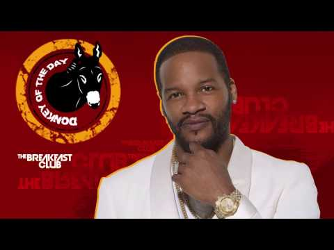Jaheim Claps Back At Followers Over His Hair Donkey of the Day 10 21 16