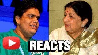 Lata Mangeshkar REACTS To Tanmay Bhatt's Insulting Video