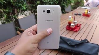 Samsung Galaxy J7 2016 India Hands on, Camera, Features