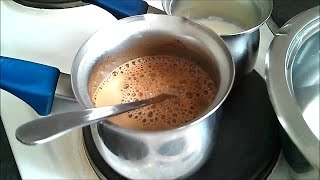 Bosnian coffee - Bosanska kafa