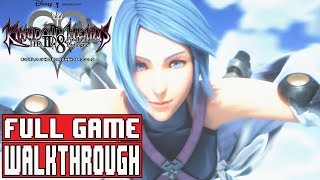 Kingdom Hearts 2.8 HD Gameplay Walkthrough Part 1 FULL GAME - ENGLISH (Fragmentary Passage)